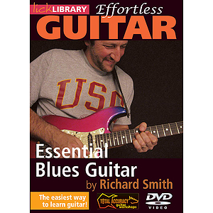 Essential Blues Guitar (DVD)