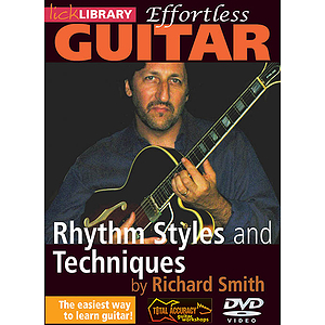 Rhythm Styles and Techniques (DVD)