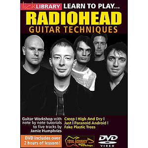 Learn to Play Radiohead (DVD)