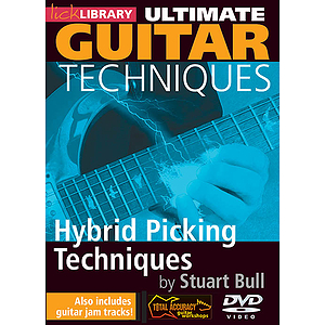 Hybrid Picking Techniques (DVD)