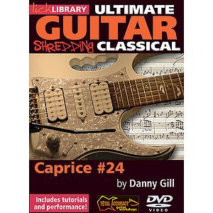 Shredding Classical - Caprice #24 (DVD)