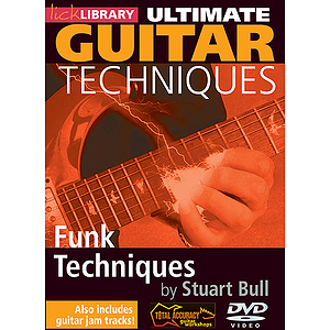 Funk Techniques (DVD)