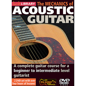 The Mechanics of Acoustic Guitar (DVD)