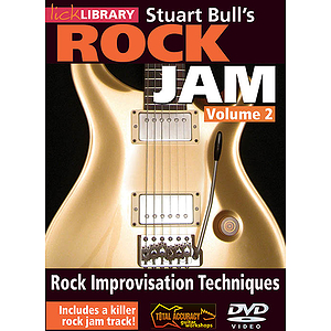 Stuart Bull's Rock Jam - Volume 2 (DVD)