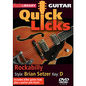 Rockabilly - Quick Licks (DVD)