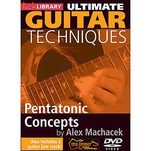 Pentatonic Concepts (DVD)