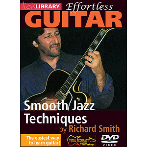 Smooth Jazz Techniques (DVD)