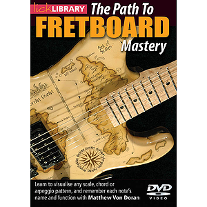 The Path to Fretboard Mastery (DVD)