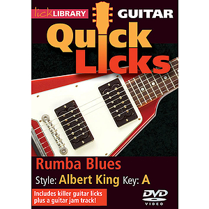 Rumba Blues - Quick Licks (DVD)