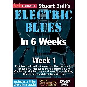 Stuart Bull's Electric Blues in 6 Weeks (DVD)