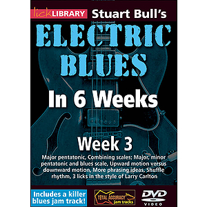 Stuart Bull&#039;s Electric Blues in 6 Weeks (DVD)