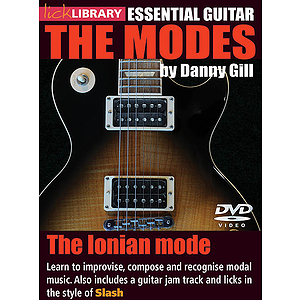 The Ionian Mode (Slash) (DVD)