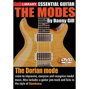 The Dorian Mode (Carlos Santana) (DVD)