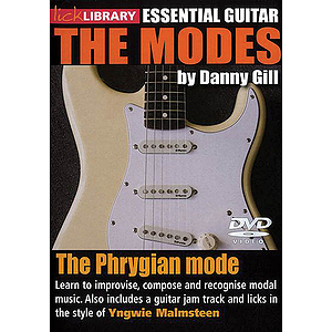 The Phrygian Mode (Yngwie Malmsteen) (DVD)