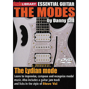 The Lydian Mode (Steve Vai) (DVD)
