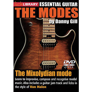 The Mixolydian Mode (Eddie Van Halen) (DVD)