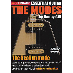 The Aeolian Mode (Michael Schenker) (DVD)