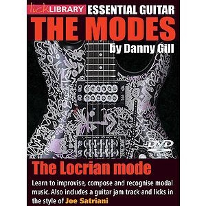 The Locrian Mode (Joe Satriani) (DVD)