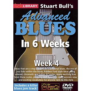 Stuart Bull's Advanced Blues in 6 Weeks (DVD)