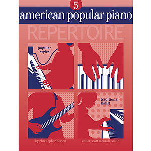American Popular Piano - Repertoire
