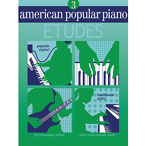 American Popular Piano - Etudes