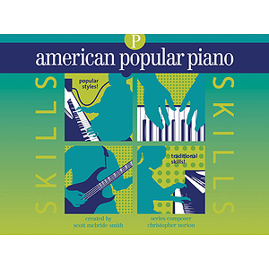 American Popular Piano - Skills