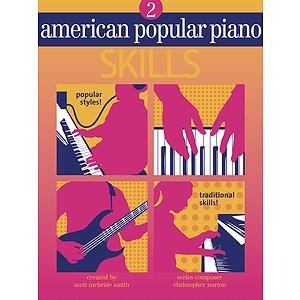 American Popular Piano - Skills