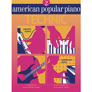 American Popular Piano - Technic