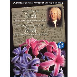 J.S. Bach - Concerto in F Minor, BMV1056 & J.C.F. Bach - Concerto in E-flat Major