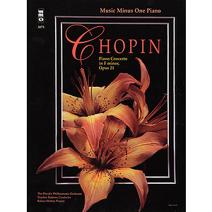 Chopin - Concerto in F Minor, Op. 21