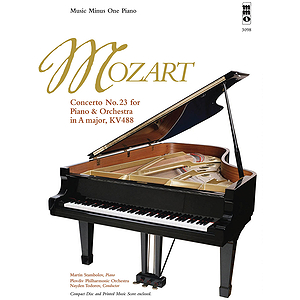 Mozart - Concerto No. 23 in A Major, KV488