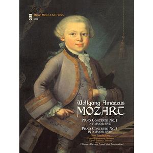Mozart - Concerto No. 1 in F Major, KV37; Concerto No. 3 in D Major, KV40