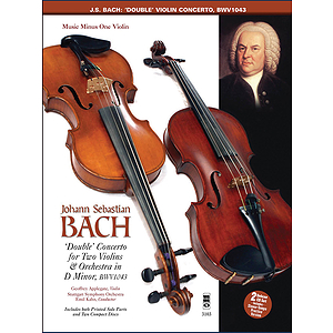 J.S. Bach - Double Concerto in D Minor, BWV1043