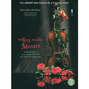 Mozart - Violin Concerto No. 5 in A Major, KV219
