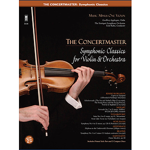 The Concertmaster - Solos from Symphonic Works