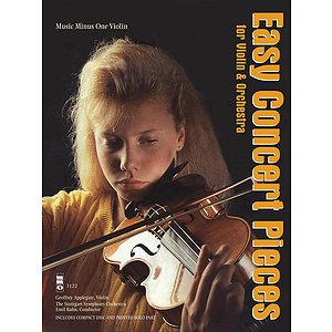 Easy Concert Pieces for Violin &amp; Orchestra