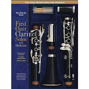 First Chair Clarinet Solos - Orchestral Excerpts