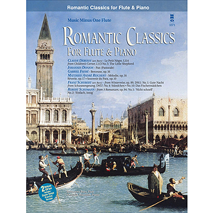 Romantic Classics for Flute &amp; Piano