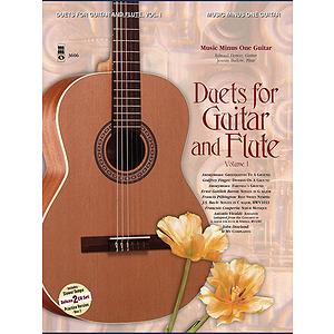 Guitar & Flute Duets - Vol. I