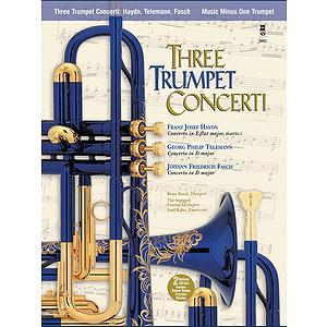 Three Trumpet Concerti