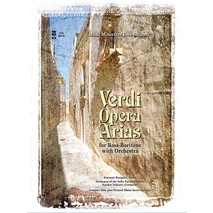 Verdi - Bass-Baritone Arias with Orchestra