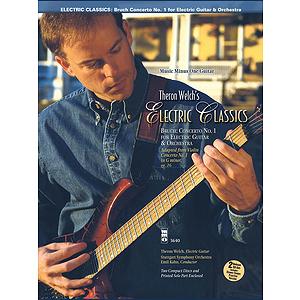 Electric Classics - Bruch Concerto No. 1 for Guitar