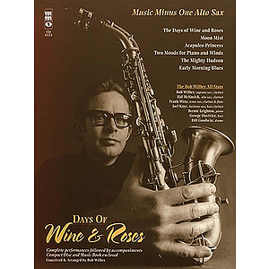 Days of Wine & Roses/Sensual Sax - The Bob Wilber All-Stars