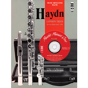 Haydn - London Trios for 2 Flutes & Violoncello