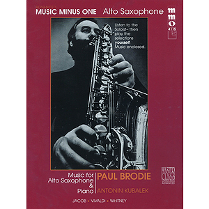 Advanced Alto Sax Solos - Vol. 1