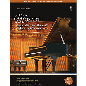 Mozart -¦Concerto No. 18 for Piano and Orchestra in B-flat Major, KV456