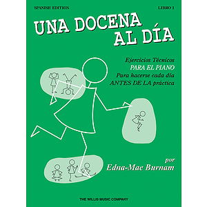 A Dozen a Day Book 1 - Spanish Edition