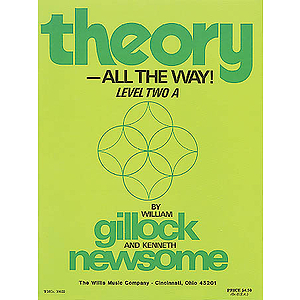 Theory - All the Way! Level 2A