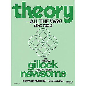Theory - All the Way! Level 2B