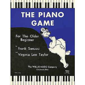 The Piano Game - Older Beginner